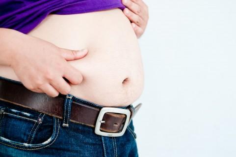 中年太りの解消に腹筋運動はまったく効果がない