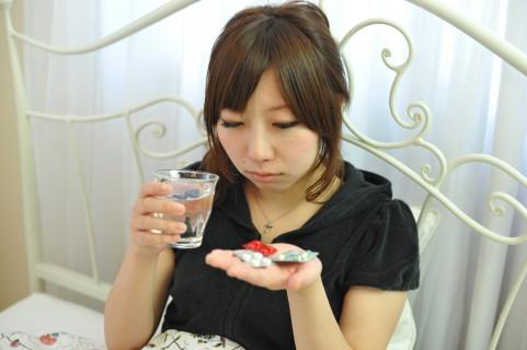 インフルエンザが解熱剤で治る