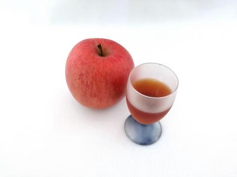 鳴龍の担々麺にも入っているリンゴ酢の効果とは
