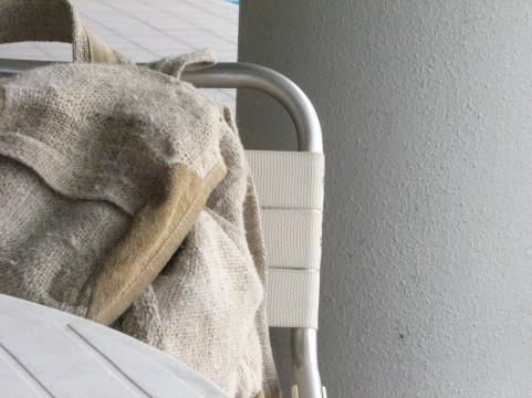 いびき防止にはリュックを背負って寝るとよい