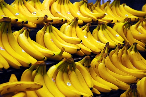 バナナの保存期間を3週間に伸ばす