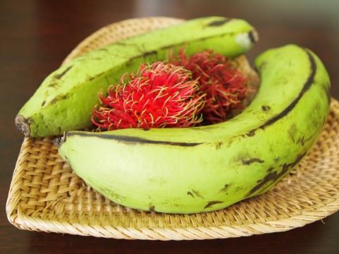 むくみ解消の食べ物対決「おかひじきvsバナナ」