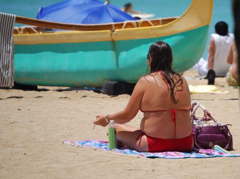 内臓脂肪の危険度レベルがわかるセルフチェック