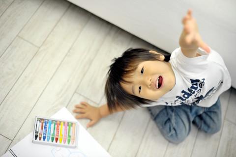 過剰歯の割合は子ども100人に対して1人