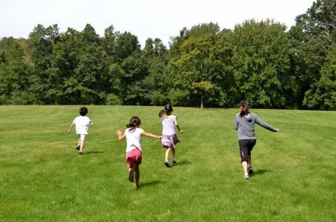 子どもの頭が良くなる方法に欠かせない外遊び