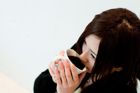 インスタントコーヒーおすすめ技で挽きたての味