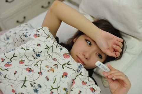 夏風邪が長引く理由は腸の冷えによる免疫力低下