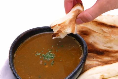 スープカレーレシピは八丁味噌とガラムマサラ