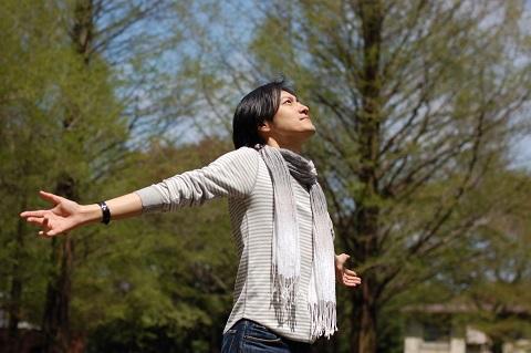 肺ストレッチは吸う筋肉と吐く筋肉に分けて実践