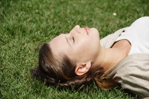 深い呼吸をすると健康だけでなく美容にも好影響