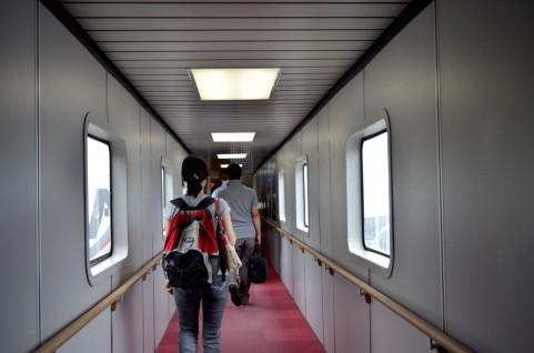 エコノミークラス症候群は旅の行数日後にも発症