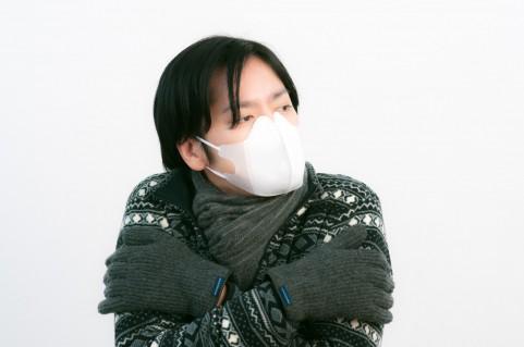 インフルエンザ予防に着替えが重要