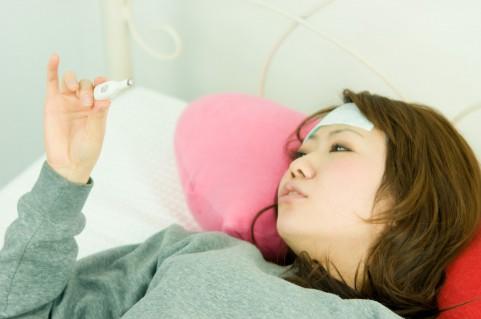 インフルエンザと風邪の違いを見極めるポイント