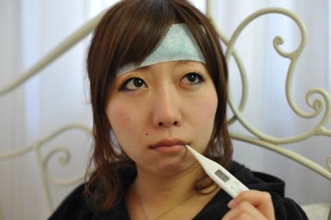 インフルエンザ対策には唾液マッサージが効果的