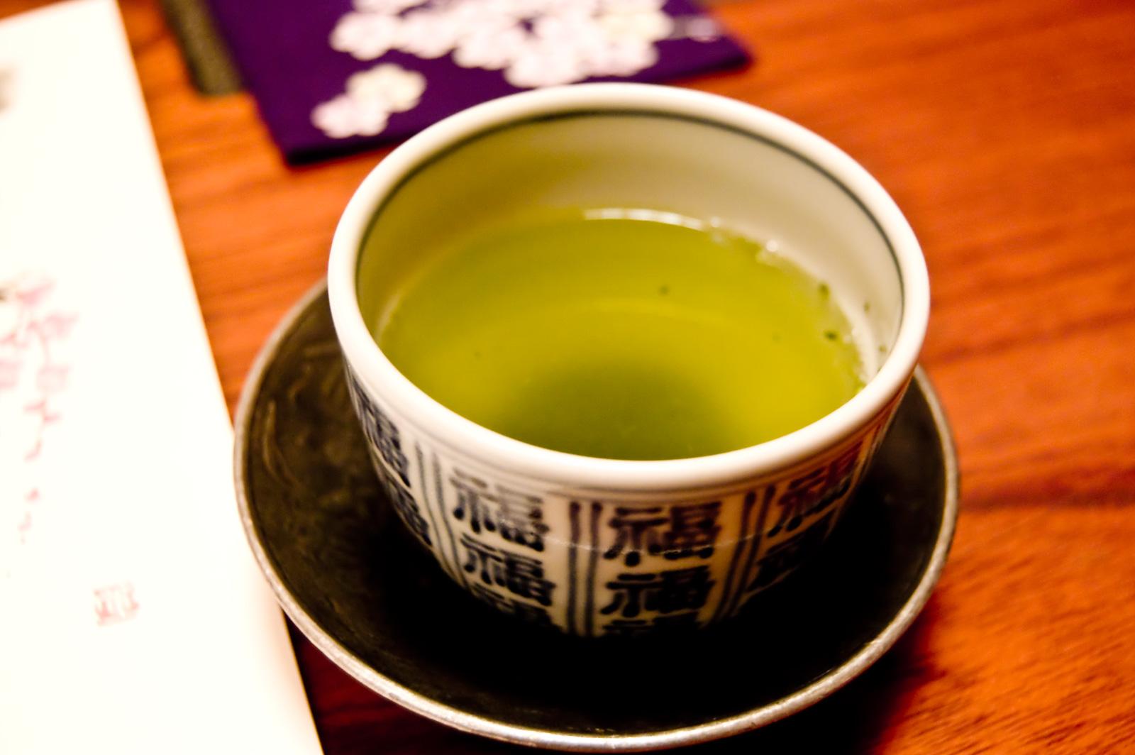 緑茶の効能をもっと摂るための「茶がらレシピ」