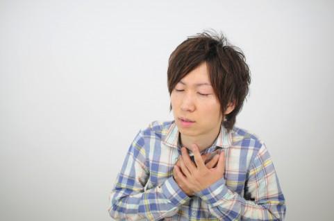 心臓病で「胸の痛み」という症状はほとんどない