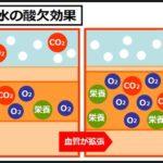 炭酸水の効果は酸欠!血流アップに秘密アリ