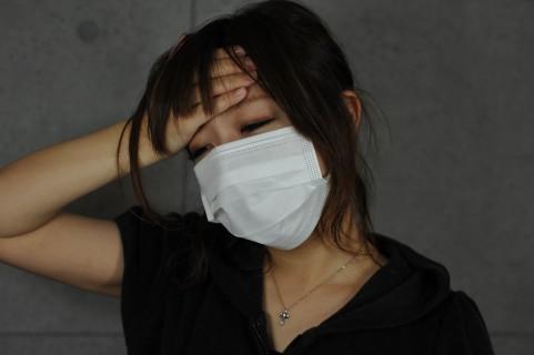 インフルエンザでも熱が出ない人が増えている