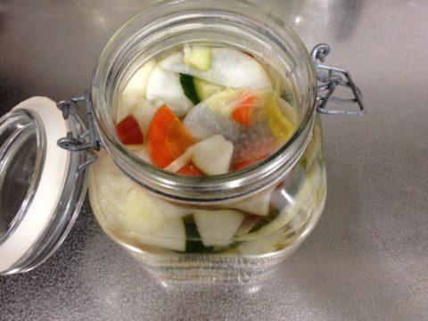 水キムチのレシピは美容と健康に効果抜群!!