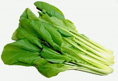 免疫力を高める食べ物「小松菜」の簡単レシピ