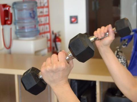 免疫力アップには筋肉をつけることが一番の近道
