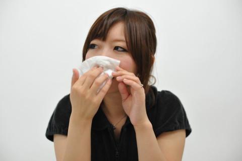 蓄膿症=慢性副鼻腔炎!アレルギー性鼻炎も原因になる