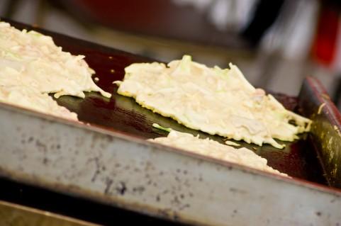 奥薗壽子のお好み焼きはキャベツを玉ねぎで代用