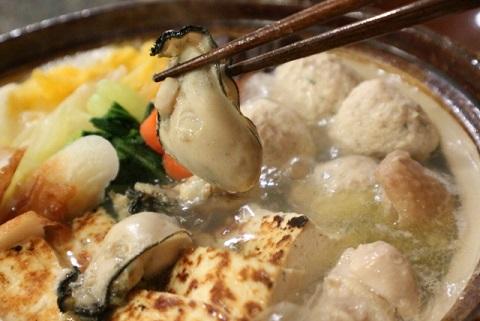 牡蠣鍋を100%安全に食べられる加熱時間は8分