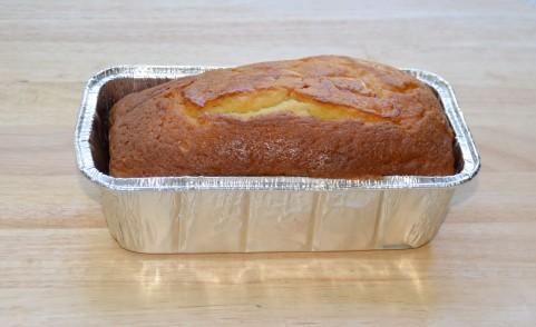 糖質制限のおやつなら小麦ふすまパウンドケーキ