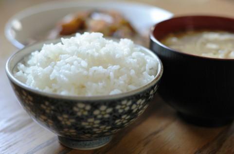 ダイエット食材で一番向いているのは「お米」