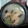 風邪に効く食べ物「参鶏湯」の肉は食べちゃダメ