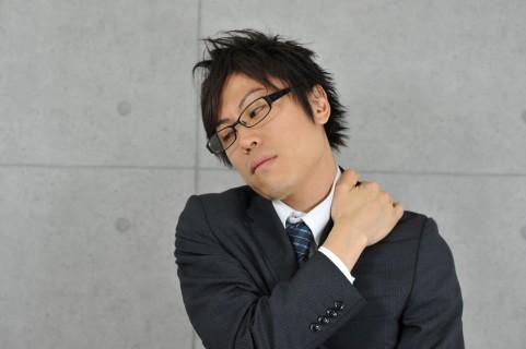 インナーマッスルの収縮が肩や首の痛みの原因