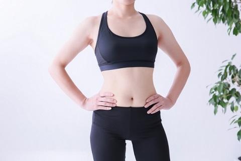 コアトレーニングのターゲットとなる4つの筋肉