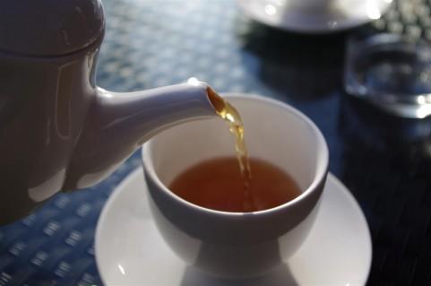 インフルエンザ対策「生姜はちみつ紅茶」作り方