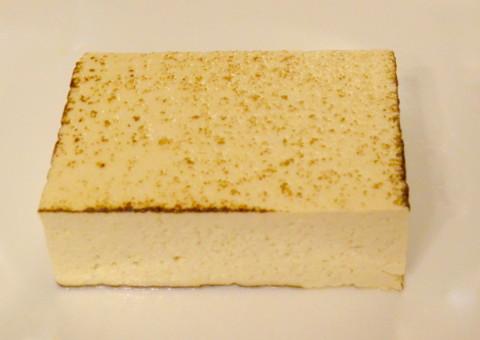 インナーマッスルには絹ごしより木綿豆腐がよい