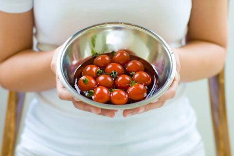 リコピン効果ならトマトよりミニトマトを選ぶ