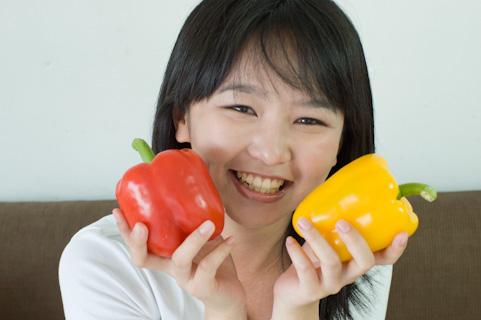 筋肉をつける食事は「タンパク質+緑黄色野菜」