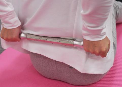腰が重いなら股関節のゆがみリセット法