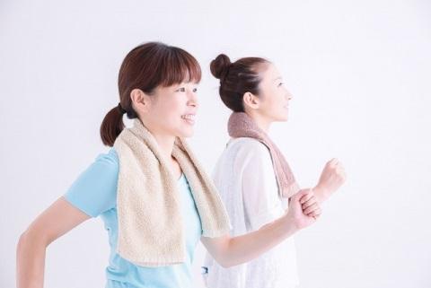 家でできる有酸素運動「足踏み」の注意ポイント
